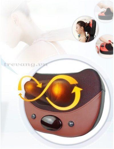 Đệm massage toàn thân hồng ngoại Sapporo 232