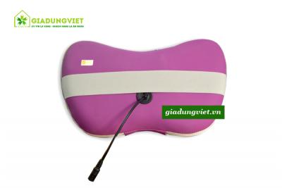 Gối massage hồng ngoại Yokushi 6 bi- Pin Sạc Điện 5h