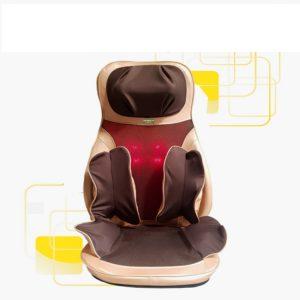 Đệm massage toàn thân 6D1 Nhật bản túi khí tràn hai bên hông 2019