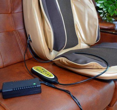 Bộ sạc điện và công tắc của đệm massage 6d1