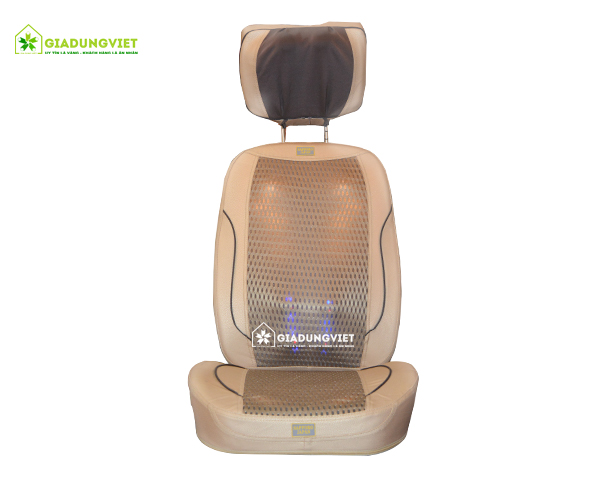 Đệm massage toàn thân hồng ngoại Sapproro 6D