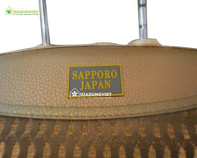 Đệm massage toàn thân hồng ngoại Sapporo 6D+ Plus