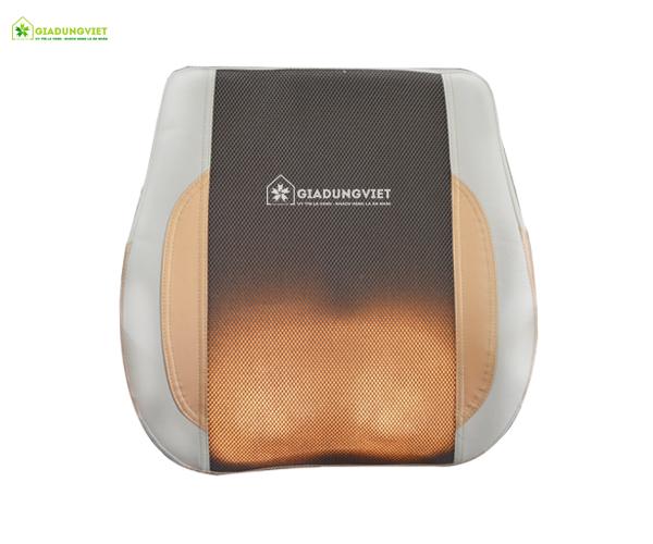 Đệm massage toàn thân hồng ngoại Saporoo 5D