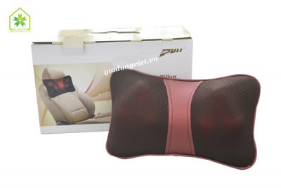 Gối massage hồng ngoại Magic 8181- 6 viên bi
