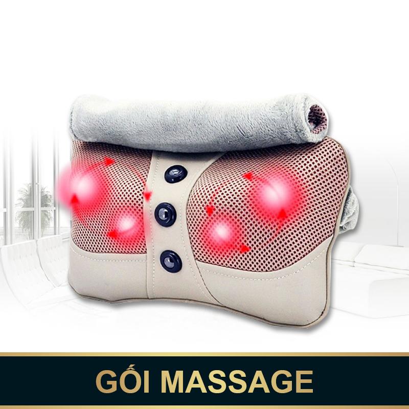 Combo Đệm Massage FoZon và Máy massage Chân FoZon