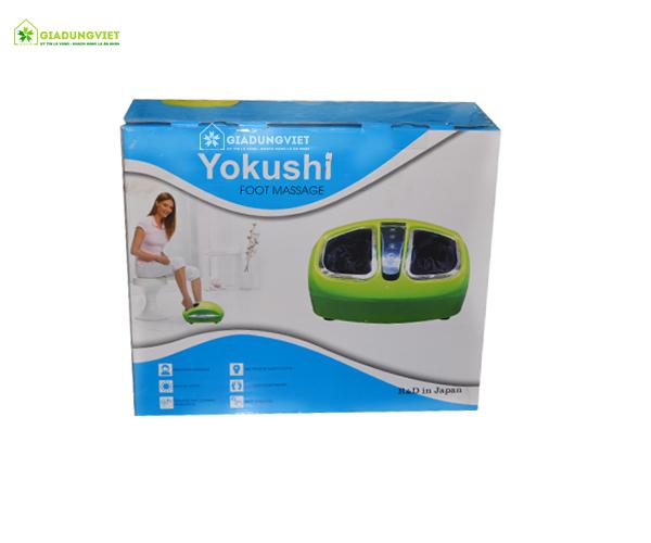 Máy massage chân Yokushi YK-268A Nhật Bản