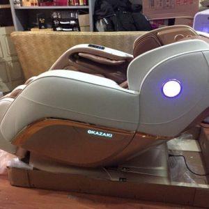 Ghế massage toàn thân Okazaki 999 cao cấp