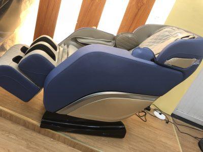 Ghế massage toàn thân Okazaki 868 thiết kế hiện đại