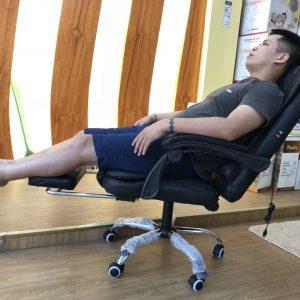 Ghế massage văn phòng 2019, chế độ rung