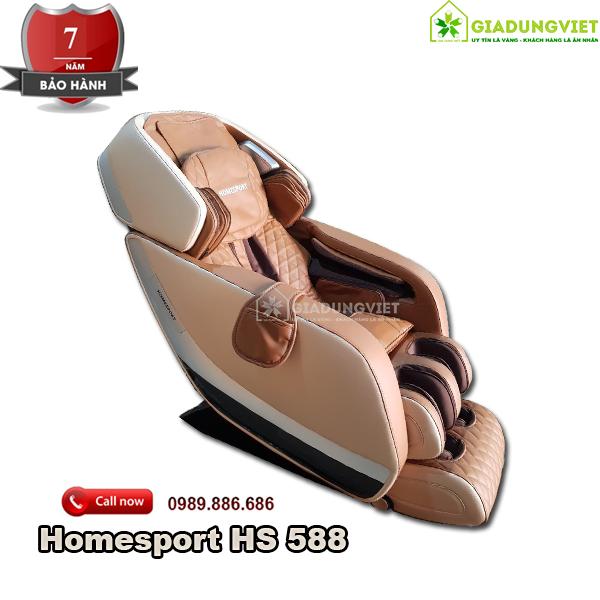 Ghế massage toàn thân Homesport HS 588