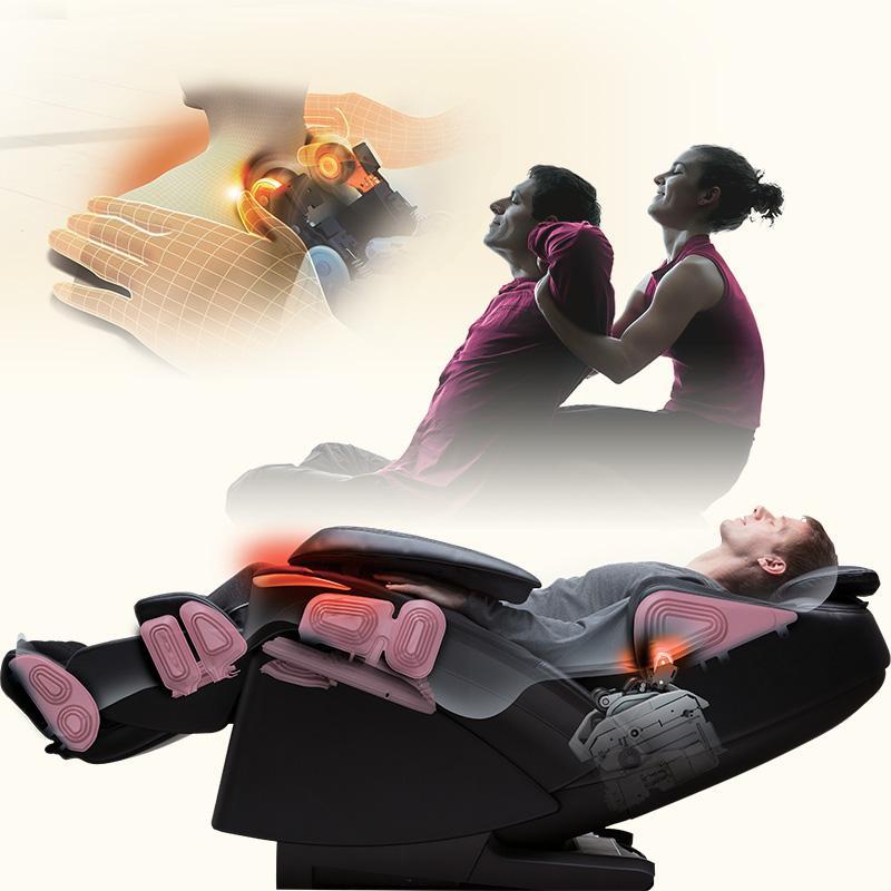 ghế massage toàn thân Panasonic EP-MA73F không trọng lực