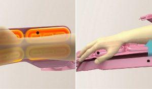 ghế massage toàn thân Panasonic EP-MA73F túi khí tay