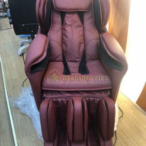 Ghế massage toàn thân Panasonic EP-MA73F màu đỏ