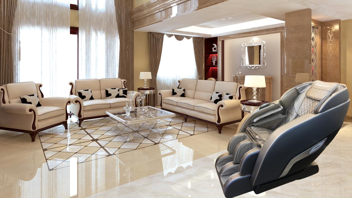 Tăng vẻ đẹp không gian nội thất Homesport 555