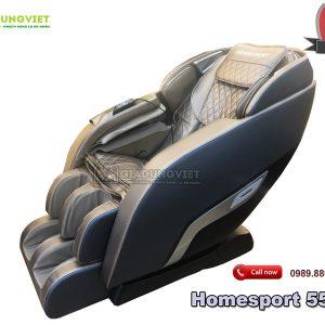 Ghế massage toàn thân Homesport 555