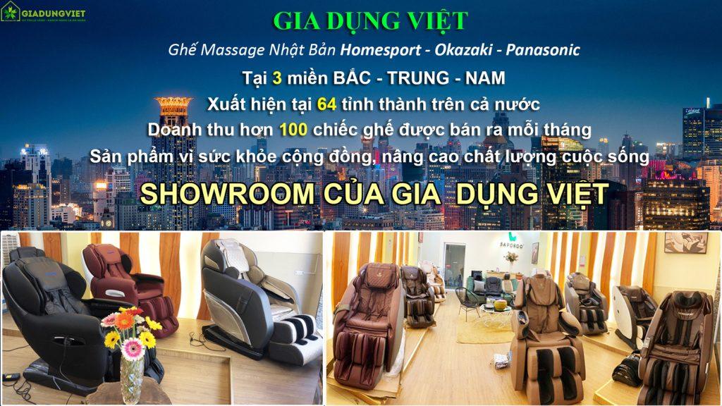 Showroom Gia Dụng Việt 555 Thụy Khuê - Tây Hồ - Hà Nội