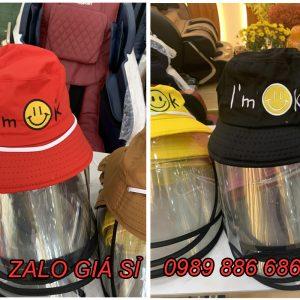 Bán buôn nón chống dịch , bán sỉ khẩu trang tại hà nội