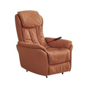 ghế massage Sofa Queen Crown QC-SOFA 01 màu vàng