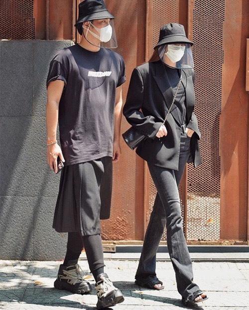 Mũ chống dịch dành cho cả nam và nữ