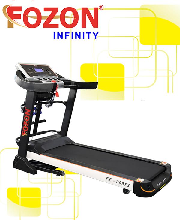 máy chạy bộ Fozon FZ-999X2
