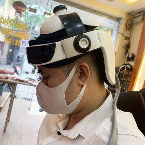 Thiết kế bên trong đai massagge đầu Ayosun AYS-678 cao cấp