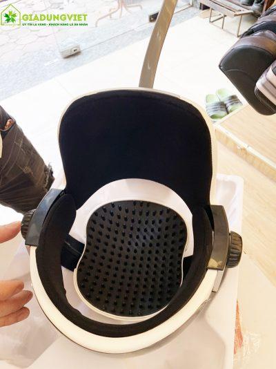 Thiết kế bên trong đai massagge đầu Ayosun AYS-678
