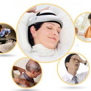 đai massage đầu Ayosun AYS-678 cao cấp