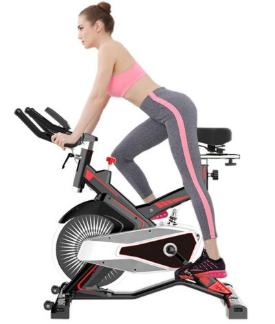 máy đạp xe tập thể dục Ayosun AYS-885X2 tại nhà