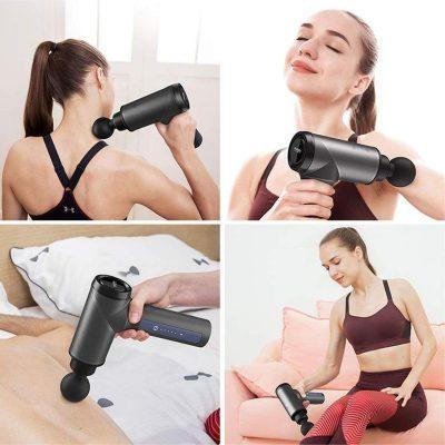 Máy massage cầm tay Gun SL-8860 đa năng
