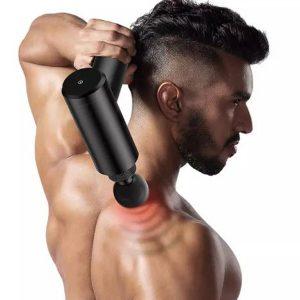 Máy massage cầm tay Gun SL-8860 đầu bóng tròn