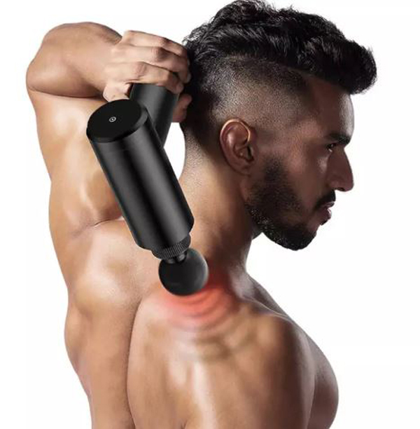 Đầu massage tròn massage vùng vai
