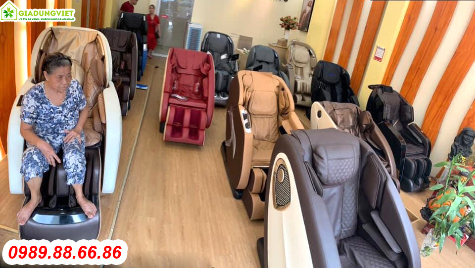 Saporoo Gia Dụng Việt - đại lý bán ghế massage nhật bản