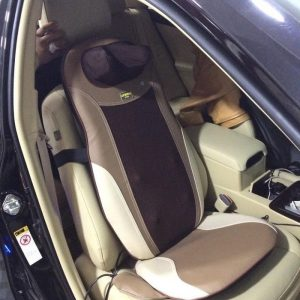Đệm massage toàn thân Ayosun 2021 trên ô tô