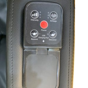 Điều khiển của ghế massage kinh doanh Saporoo 6803