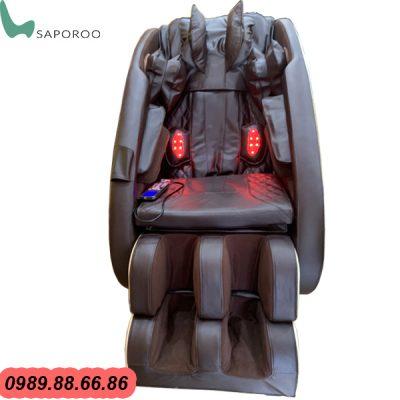 ghế massage Nhật Bản Saporoo 6800 chức năng nhiệt