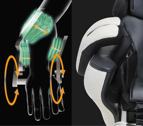 Bật mí 5 công dụng kì diệu của ghế massage fujikima c808 tốt nhất