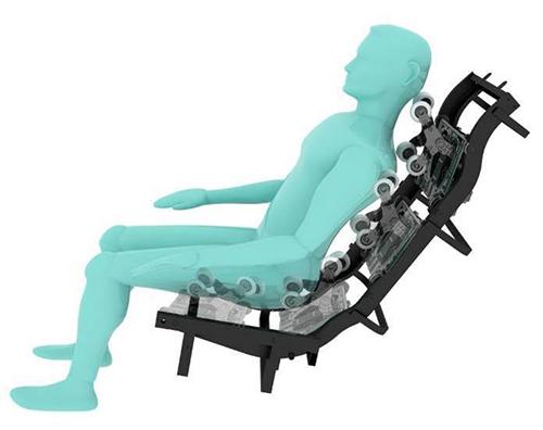 Bật mí 5 công dụng kì diệu của ghế massage fujikima c808 mới nhất