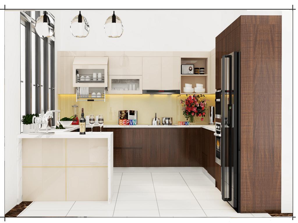 Đồ trang trí nội thất - tủ bếp