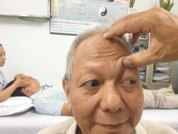 Chữa trị những bệnh liên quan mắt