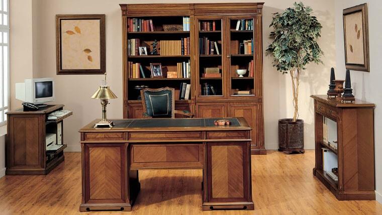 Nội thất gỗ phòng làm việc